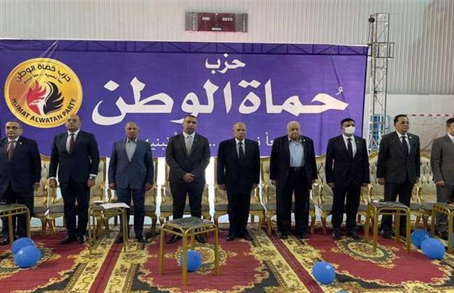 المنوفية.. إحتفال «حماة الوطن» بالذكرى 48 لانتصارات حرب أكتوبر