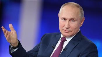الكرملين: بوتين يلتقي غدًا رؤساء استخبارات «الدول المستقلة»