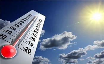 الأرصاد: غدا طقس حار نهارا لطيف ليلا والعظمى بالقاهرة 32