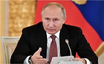 بوتين: اتفاقية «اوكوس» تقوض الاستقرار الإقليمى