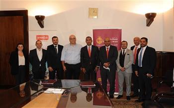 بنك مصر يوقع اتفاقية مع «أريبا مصر» لنشر نقاط البيع الإلكترونية