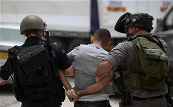الاحتلال يعتقل شابين فلسطينين في نابلس