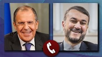 وزير الخارجية الروسي : استئناف المفاوضات حول إحياء الاتفاق النووي الإيراني في فيينا