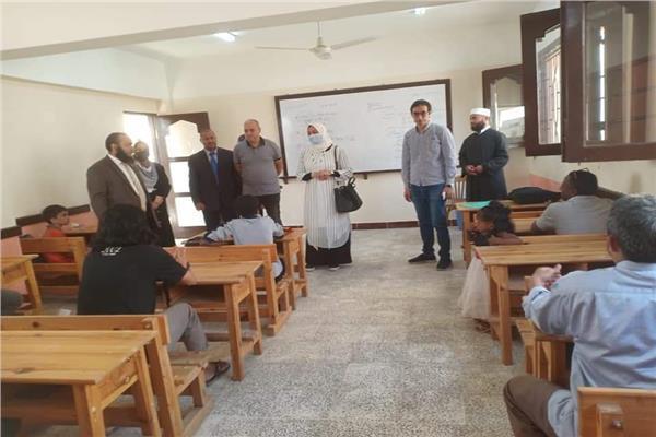 افتتاح فرع مدرسة الإمام الطيب بمعهد البعوث الإسلامية الابتدائي