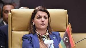 وزيرة الخارجية الليبية تدعو مجددا إلى سحب المرتزقة