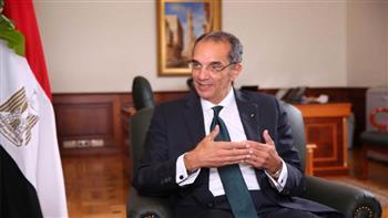 وزير الاتصالات يستعرض الفرص الاستثمارية المتاحة بمصر ضمن «أكسبو دبي»