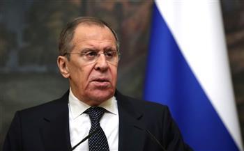 """لافروف: روسيا تعلق عمل مكتبها لدى """"الناتو"""" اعتبارا من نوفمبر المقبل"""