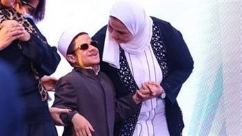 «التضامن الاجتماعي» تكرم ثلاثة طلاب من ذوي الهمم بجامعة الأزهر