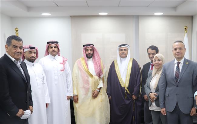رئيس البرلمان العربي يسعى لتحقيق التكامل بين الدبلوماسية البرلمانية
