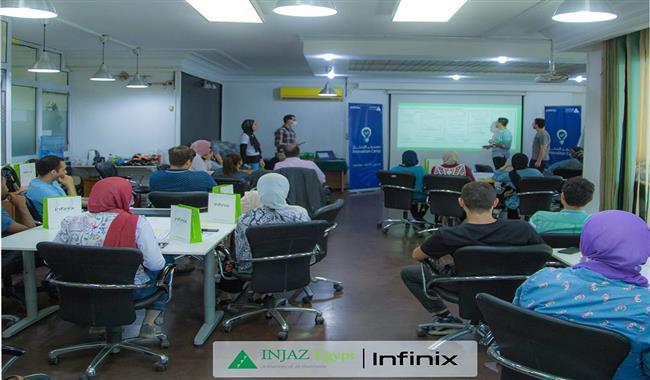 إنفينكس تتعاون مع إنجاز مصر لتمكين الشباب المصري