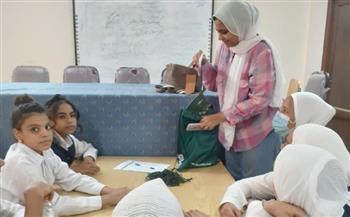 «القومى للمرأة» يبدأ تفعيل مبادرة «دوّي» داخل مدارس قنا