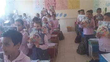 لقاءات وزيارات ميدانية موسعة لقافلة الأزهر ومجلة نور بطور سيناء