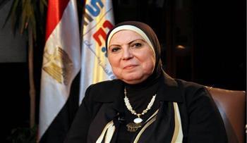 وزيرة الصناعة:نرحب بالاستثمارات الفرنسية للعمل بالسوق المصري
