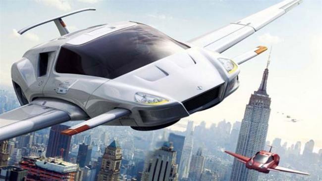 شركة صينية تستعد لطرح سيارات طائرة فى الأسواق