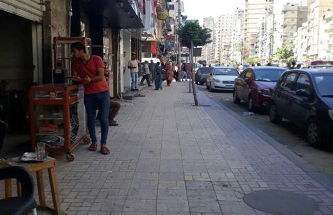 غلق ٥ محلات فى الإسكندرية
