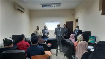 «خريجي الأزهر»: دورة تدريبية حول تطوير مهارات الحاسب لتأهيل الوافدين لسوق العمل