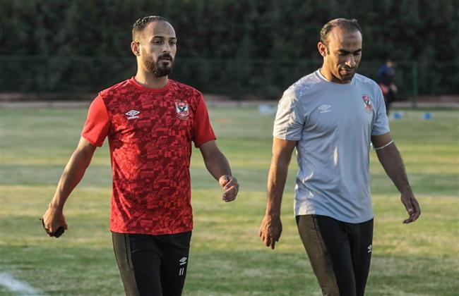 عبدالحفيظ يكشف تطورات إصابة وليد سليمان