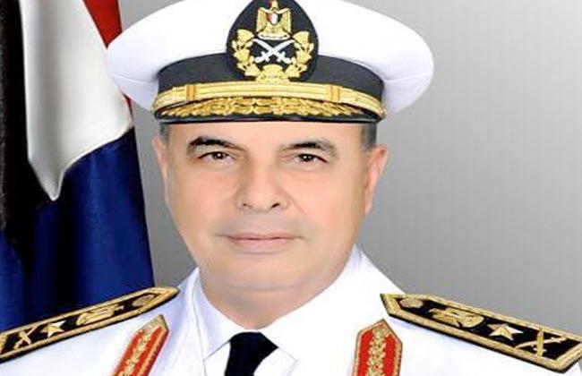 الفريق أحمد خالد حسن قائد القوات البحرية:  قادرون على حماية المصالح المصرية