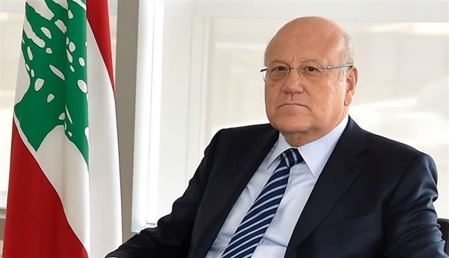 رئيس الحكومة اللبنانية يجتمع بوفد من اتحادي العمال ونقابات النقل البري قبل الإضراب غدًا