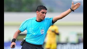«كاف» يستدعى إبراهيم نور الدين لمعسكر حكام أمم إفريقيا 2022
