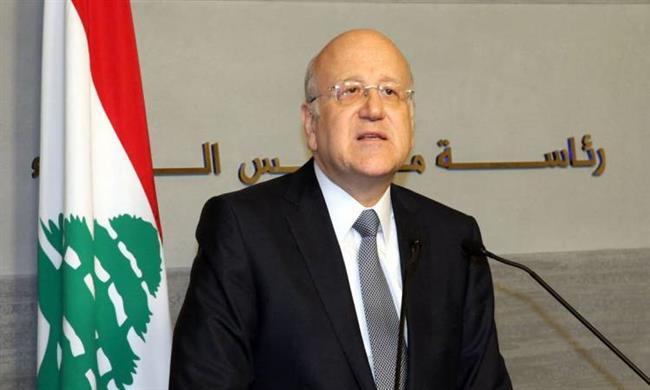 لبنان: تعليق الإضراب غدًا بعد اجتماع لميقاتى مع رئيسى اتحاد العمال