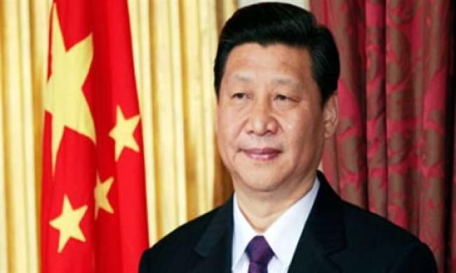 الرئيس الصينى يؤكد ضرورة تعزيز التعاون مع فرنسا