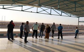 الزملوط يوجه بتجهيز «بغداد» للمشاركة في جائزة التميز الحكومي