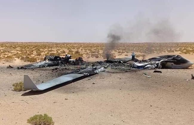 الدفاعات السعودية تدمر مُسيرة مُفخخة حاولت استهداف نجران