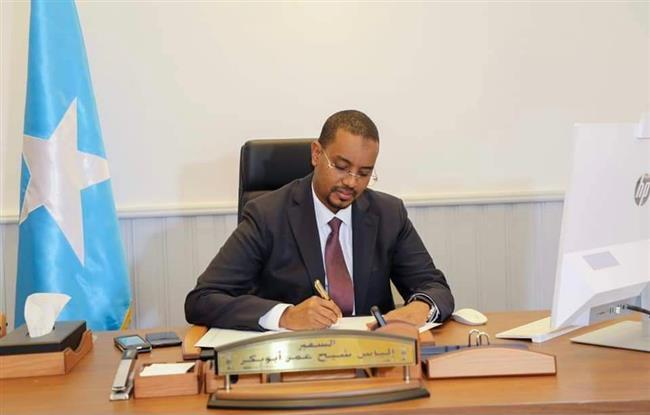 مندوب الصومال بالجامعة العربية يؤكد أهمية تعزيز التعاون بين الدول العربية والإفريقية