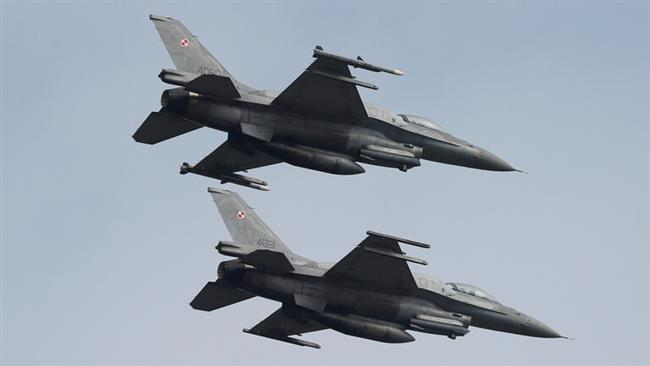 الكونجرس يعترض على بيع مقاتلات اف 16 لتركيا