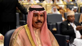 أمير الكويت يدين الهجوم الإرهابى بمحافظة ديالى العراقية