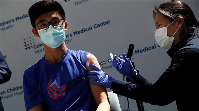 تطعيم الأطفال بلقاحات كورونا فى الفلبين