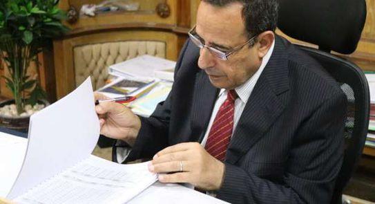 تعيين 3 مديرين عموم بشمال سيناء