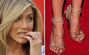 صور|| نجمات هوليود لايهتمون بنظافة أرجلهم