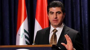 رئيس إقليم كردستان يندد بشدة بهجوم داعش فى ديالى
