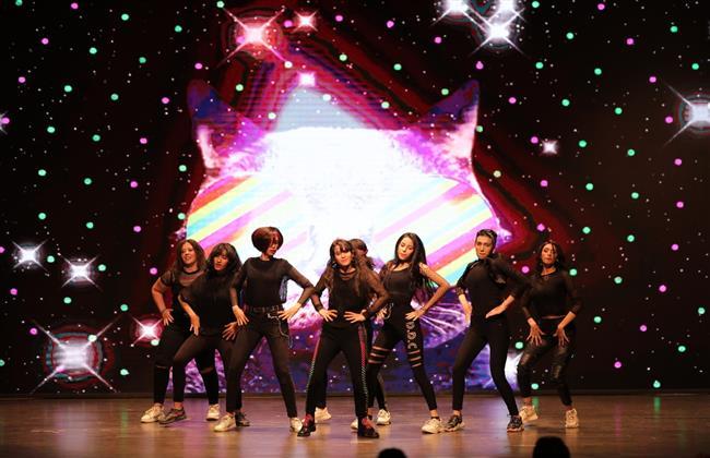 ختام أسبوع الثقافة الكورية بعروض الكي بوب في دار الأوبرا