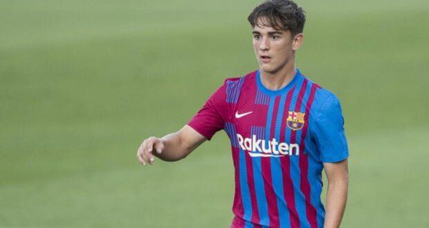 برشلونة يتطلع لتجديد عقدي «أراوخو وجافي»