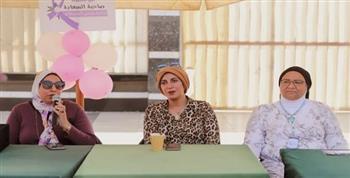 مؤسسة صاحبة السعادة لرعاية مرضى السرطان تزور نادي الزمالك
