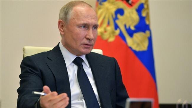 بوتين يطلب ملء مستودعات الغاز الأوروبية