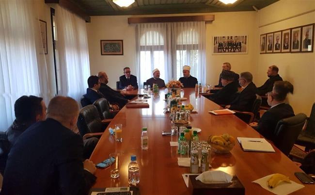 مفتى الجمهورية: اتفاق تعاون مع البوسنة والهرسك فى الدراسات الإسلامية