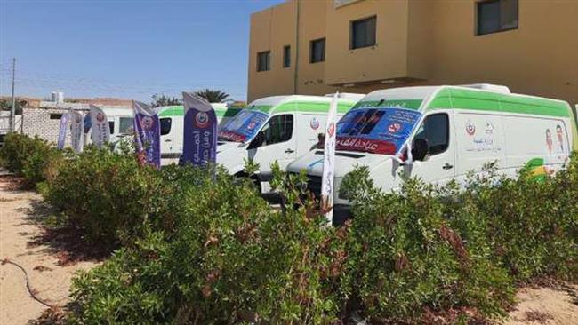 قافلة طبية شاملة من جامعة الأزهر إلى مطروح