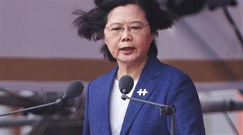 رئيسة تايوان: أمريكا ستحمينا إذا حاولت الصين الغزو