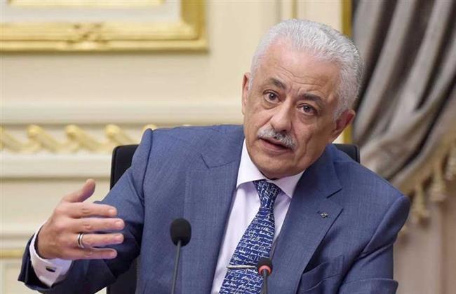 وزير التعليم لـ«دار المعارف»: قرار تعطيل الدراسة في نوفمبر «كلام فارغ»