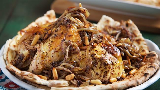 طريقة عمل مسخن الدجاج بالسماق «وجبة خفيفة وشهية»