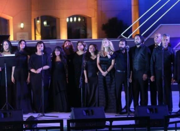 أغانى عالمية لفرقة الأوبرا على المسرح الصغير