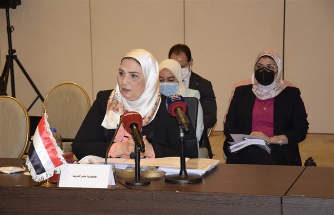 «التضامن»: اتاحة التجربة المصرية في تطوير شبكات الحماية الاجتماعية لتعزيز التعاون العربي المشترك