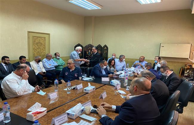 عاجل.. هشام حطب رئيسا لاتحاد الفروسية بالعلامة الكاملة