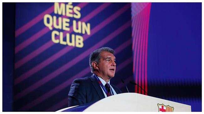 من هو سيرجي بارجوان مدرب برشلونة الجديد المؤقت