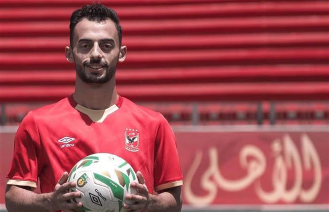 «أحمد عبد القادر» موهبة تنتظر التألق مع الأهلي ويسعي لمواجهة تشيلسي