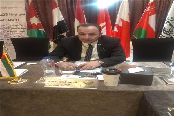 نزار السيسى :حان الوقت لرفع شعار «صنع في العالم العربي»